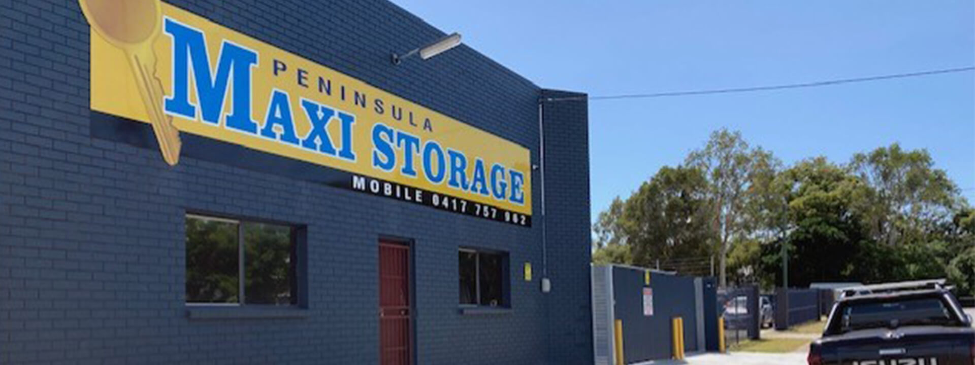 Peninsula Maxi Storage - storage units for Kippa-Ring, Redcliffe, North Lakes & North Brisbane area