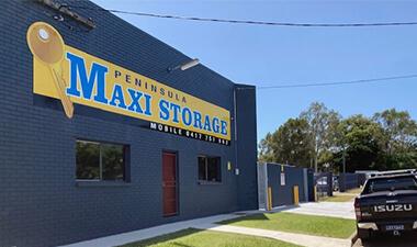Peninsula Maxi Storage - cheap storage units Redcliffe