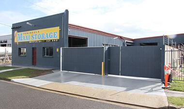 Peninsula Maxi Storage - self storage units Kippa-Ring